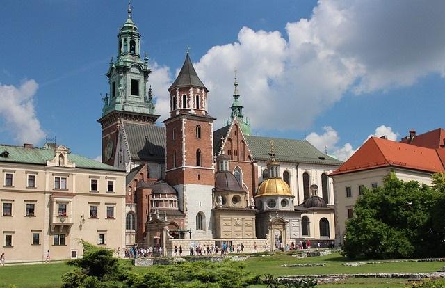 Krakow advent nebo varianta jaro / podzim