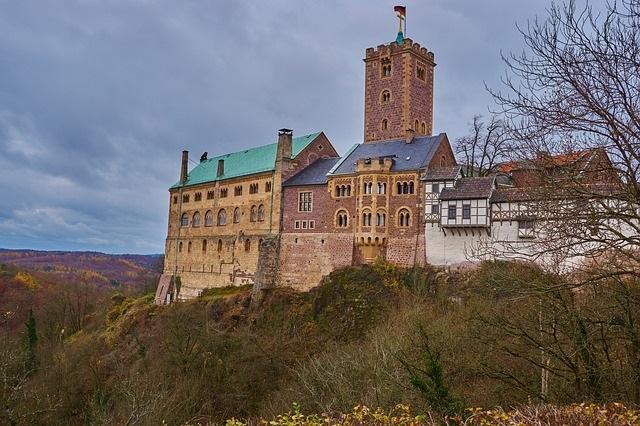 Thüringen – Duryňsko – Historické srdce Německa